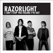Click here for more info about 'Razorlight - I Can't Stop This Feeling I've Got'