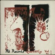 Click here for more info about 'ReR Megacorp - Re Records Quarterly Vol. 1 No. 1'