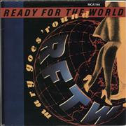 Click here for more info about 'Ready For The World - Mary Goes Round'