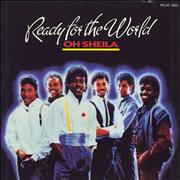 Click here for more info about 'Ready For The World - Oh Sheila'