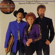 Click here for more info about 'Reba McEntire - Brooks & Dunn and Reba Special Collectors Concert'