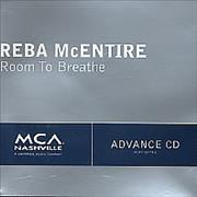 Click here for more info about 'Reba McEntire - Room To Breathe'