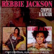 Click here for more info about 'Rebbie Jackson - Centipede / Reaction'