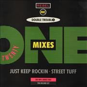 Click here for more info about 'Rebel MC - Just Keep Rockin/Street Tuff'
