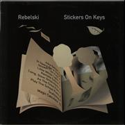 Click here for more info about 'Rebelski - Stickers On Keys'