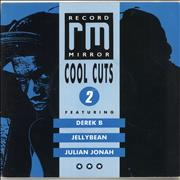 "Record Mirror Cool Cuts 2 UK 7"" vinyl Promo"