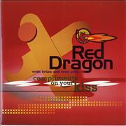 Click here for more info about 'Red Dragon - Compliments On Your Kiss'