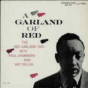 Click here for more info about 'Red Garland - A Garland Of Red'