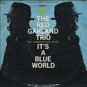Click here for more info about 'Red Garland - It's A Blue World'