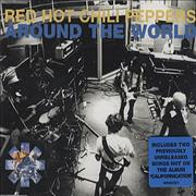 Click here for more info about 'Red Hot Chili Peppers - Around The World - Part 1 & 2'