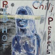 Red Hot Chili Peppers By The Way UK 2-LP vinyl set