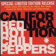 Click here for more info about 'Red Hot Chili Peppers - Californication + Bonus VCD + Slipcase'