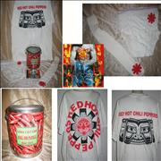 Click here for more info about 'Red Hot Chili Peppers - Chili Peppers Beware Red Hot - Paint Tin'