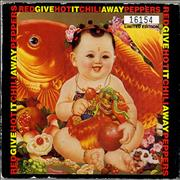 Click here for more info about 'Red Hot Chili Peppers - Give It Away - Part 1'