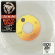 Click here for more info about 'The Ramones - Havana Affair - Clear Vinyl'