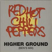 Click here for more info about 'Red Hot Chili Peppers - Higher Ground - Ben Gosse Mix'