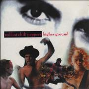 Click here for more info about 'Red Hot Chili Peppers - Higher Ground'