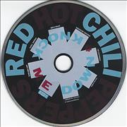 Click here for more info about 'Red Hot Chili Peppers - Knock Me Down'