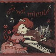 Red Hot Chili Peppers One Hot Minute USA vinyl LP