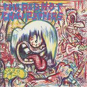 Red Hot Chili Peppers The Red Hot Chili Peppers UK vinyl LP