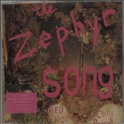 Red Hot Chili Peppers The Zephyr Song - CD1 UK CD single