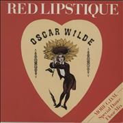 Click here for more info about 'Red Lipstique - Oscar Wilde'
