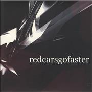 Click here for more info about 'Redcarsgofaster - Sanctuary - Red Vinyl'