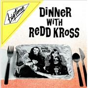 Click here for more info about 'Redd Kross - Dinner With Redd Kross - Black & Red Vinyl'