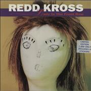 Click here for more info about 'Redd Kross - Lady In The Front Row - Sealed + Stickers'