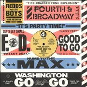 Click here for more info about 'Redds And The Boys - Movin' & Groovin''