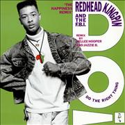 Click here for more info about 'Redhead Kingpin And The F.B.I. - Do The Right Thing - The Happiness Remix'