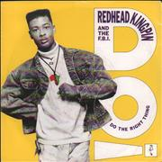 Click here for more info about 'Redhead Kingpin And The F.B.I. - Do The Right Thing'