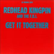 Click here for more info about 'Redhead Kingpin And The F.B.I. - Get It Together'