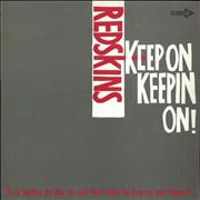 Click here for more info about 'Redskins - Keep On Keepin' On'