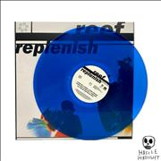 Click here for more info about 'Reef - Replenish - Transparent Blue Vinyl'