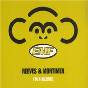 Click here for more info about 'Reeves & Mortimer - I'm A Believer'