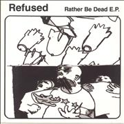 Click here for more info about 'Rather Be Dead E.P. - RSD12 - Sealed'