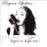 Click here for more info about 'Regina Spektor - Begin To Hope - Side 1'
