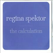Click here for more info about 'Regina Spektor - The Calculation'