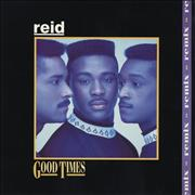 Click here for more info about 'Reid - Good Times'