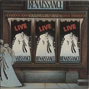 Click here for more info about 'Renaissance - Live At Carnegie Hall - EX'