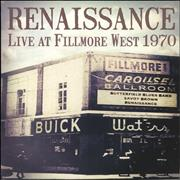 Click here for more info about 'Renaissance - Live At Fillmore West 1970 - 180gram Vinyl - Sealed'