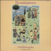 Click here for more info about 'Renaissance - Scheherazade And Other Stories - Cream label'