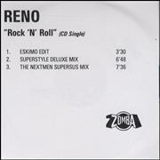 Click here for more info about 'Reno - Rock 'N' Roll'