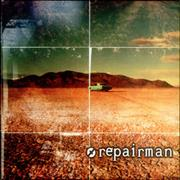 Click here for more info about 'Repairman - The Orange Room E.P.'