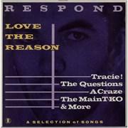 Respond Label Love The Reason UK vinyl LP
