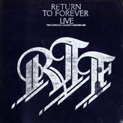 Click here for more info about 'Return To Forever - Live - The Complete Concert'