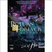 Click here for more info about 'Return To Forever - Returns: Live At Montreux 2008'