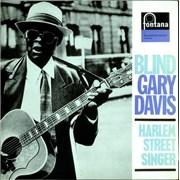 Click here for more info about 'Rev. Gary Davis - Harlem Street Singer'