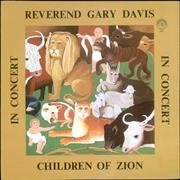 Click here for more info about 'Rev. Gary Davis - In Concert'